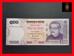 BANGLADESH 500 Taka 2009 P. 50 UNC - Bangladesh
