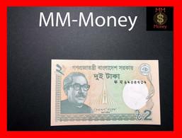 BANGLADESH 2 Taka 2011 P. 52 UNC - Bangladesh