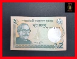 BANGLADESH 2 Taka 2013 P. 52 UNC - Bangladesh