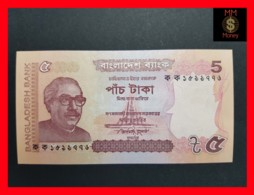 BANGLADESH 5 Taka 2011 P. 53 UNC - Bangladesh