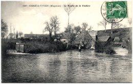 53 COSSE-le-VIVIEN - Le Moulin De La Viallère - Frankreich