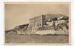 MONACO - N° 265 - MUSEE OCEANOGRAPHIQUE - CPA NON VOYAGEE - Ozeanographisches Museum