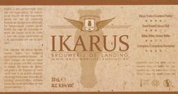 Ikarus Brouwerij De Landing - Bière