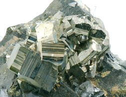 Minerals - Pirite Con Blenda E Quarzo (Huaron, Perù) - Lot. 4 - Minerals