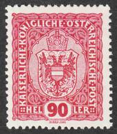 Austria - Scott #158 MH - Unused Stamps