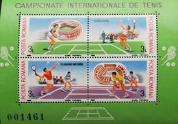 Romania 1988  Grand Slam Tennis Championship S/S - 1948-.... Republics