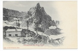 52.  PFALZGAU HÜTTE    ~ 1900 - Italia