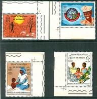 A2-2 SOMALIA 1970 10th Anniv Of Independence Set (4v), VF MNH, MiNr 162-5, SG 515-18; C.v. €5.0 - Somalia (1960-...)