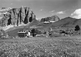 Rifugio Passo Sella  - Gruppo Sella - Cima Pordoi (10 X 15 ) - Bolzano
