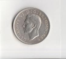 GERGIUS VI  - HALF CROWN 1951 (come Da Foto) - Altri