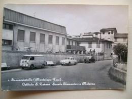 Firenze - Montelupo Fiorentino - Samminiatello - Istituto S. Teresa - Scuole Elementari E Materna - Scuola - Auto - Autres Villes