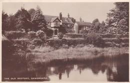 Postcard The Old Rectory Gawsworthy [ Gawsworth ] Nr Macclesfield Cheshire Pelham RP My Ref  B12467 - England