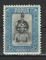 Papua SG 134, Mi 83 * MH - Papouasie-Nouvelle-Guinée