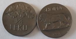 Albania - 1/4 Leku 1927 XF Lemberg-Zp - Albania