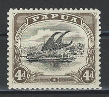 Papua SG 52, Mi 29XA * MH - Papua New Guinea