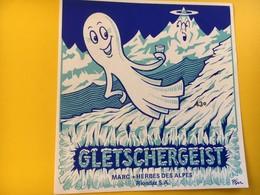 8805 - Gletschergeist Marc & Herbes Des Alpes  Suisse - Montagnes