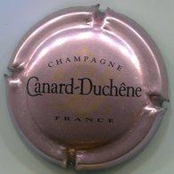 CAPSULE-CHAMPAGNE CANARD-DUCHENE N°75e Rosé-violacé - Canard Duchêne