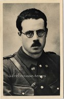 Carte Photo Soldat Du 66e Régiment- - War, Military