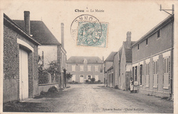 89 - CHEU - La Mairie - Altri Comuni