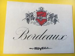 8810 - Bordeaux Lot De 37 étiquettes - Bordeaux