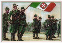 Limone Piemonte (CN) 2008 - Onore Ai Gloriosi Alpini Divisione Cuneense - - Patriottiche