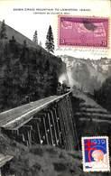 Down Craig Mountain To Lewiston (animation Steam Train 1939) - Lewiston