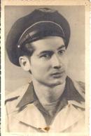 AVIATEUR PORTRAIT CARTE PHOTO - Guerre, Militaire