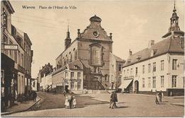 Belgique Brabant Wallon WAVRE Place De L'hôtel De Ville Animation - Wavre
