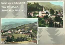 P-vi-18-4829 : SALUTI DA S. GIUSTINA. VAL DI LECCA - Italia