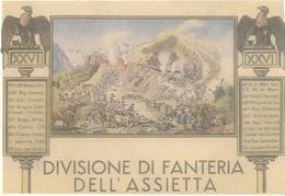 5-DIVISIONE DI FANTERIA  DELL'ASSIETTA - Patriotiques