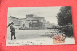 Firenze Fortezzo Da Basso 1904 Ed. Trabert + Timbro Carlo Ferranti Animata - Italia