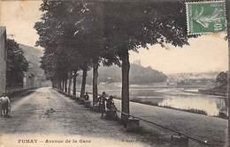 FUMAY - Avenue De La Gare - Très Bon état - Fumay