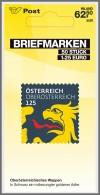 H01 Austria 2017 Heraldry Booklet MNH Postfrisch - 1945-.... 2nd Republic