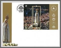 H01 Portugal 2017 Fatima Apparitions FDC MNH Postfrisch - 1910-... Republik