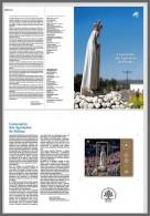 H01 Portugal 2017 Fatima Apparitions Folder MNH Postfrisch - 1910-... Republik