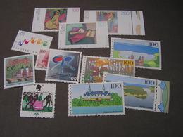 BRD Lot ** MNH - Briefmarken