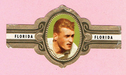 Sigarenband - FLORIDA - R.S.C.Anderlecht - Van Himst - Cigar Bands