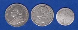 Papale  3  Pieces - Vaticano