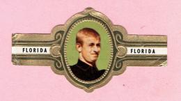 Sigarenband - FLORIDA - R.S.C.Anderlecht - TRAPPENIERS - Cigar Bands