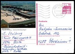 84776) BRD - P 138 - S11/171 - Ortsgleich OO Gestempelt - 8500 Nürnberg, Flughafen - [7] West-Duitsland