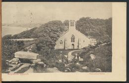 °°° 11668 - UK - HEYSHAM CHURCH - 1905 With Stamps °°° - Inghilterra
