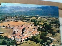 FRANCE LES SALLES SUR VERDON - VUE AERIENNE DU VILLAGE VB1981 GU3115 - France