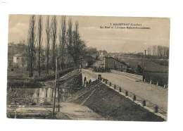 Hagetmau - Le Pont Et L'avenue Robert Ducourneau - 83 - Hagetmau