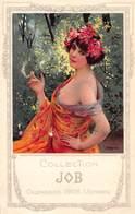 CPA Collection JOB Calendrier 1908 G Rochegrosse - Illustratoren & Fotografen