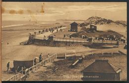 °°° 11684 - UK - SUTTON ON SEA , THE PROMENADE - 1911 With Stamps °°° - Inghilterra
