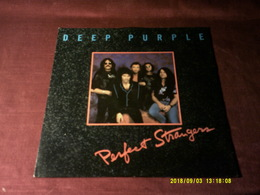 DEEP  PURPLE ° PERFECT  STRANGERS - 45 Rpm - Maxi-Single