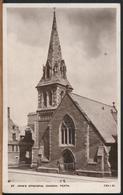 °°° 11690 - AUSTRALIA - JOHN'S EPISCOPAL CHURCH , PERTH - 1907 With Stamps °°° - Perth