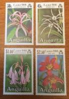 Anguilla - MNH** - 1988  - # 754/757 - Anguilla (1968-...)