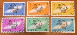 Anguilla - MNH** - 1974  - # 199/204 - Anguilla (1968-...)
