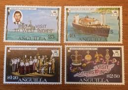 Anguilla - MNH** - 1977  - # 297/300 - Anguilla (1968-...)